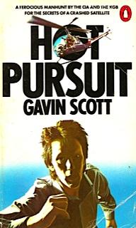 Hot Pursuit - Book Cover