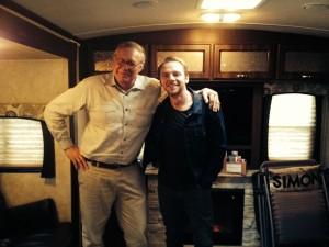 Gavin and Simon