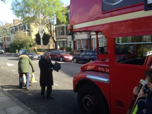 terry directs bus