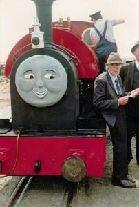 Rev_W_Awdry_and_Peter_Sam_-_1988-05-14