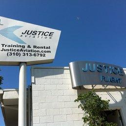 justice aviation