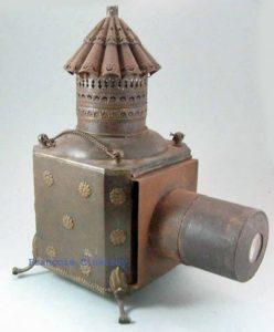 magic lantern louis XV