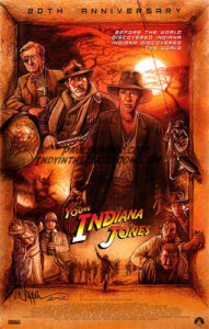 young indy poster
